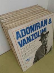 43 LP's História da Música Popular Brasileira - Abril Cultural 1983
