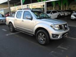 Nissan Frontier 2.5 SV 4x4 Attack 16/16 Automatica. Vendo/Troco/Financio