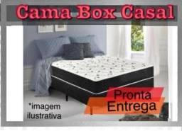 Galera estou desapegando de 15 camas Box 10 Casal 5 Solteiro, estão novas!!!