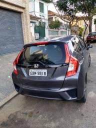 Honda fit ex cvt 2016