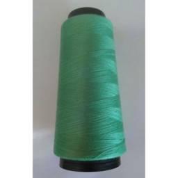 (WhatsApp) linha p/ costura verde 1500m kron