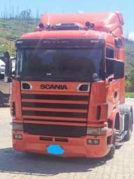 Scania R 420  evolução