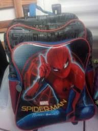 Título do anúncio: Bolsa de rodinha do homem aranha
