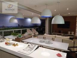 Apartamento com 3 dormitórios à venda, 150 m² por R$ 849.775,00 - Plano Diretor Sul - Palm