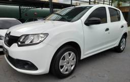 Renault Sandero Authentique 1.0 Branco