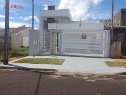 Casa com 1 suíte e 2 dormitórios à venda, 110 m² por R$ 430.000 - Jardim Oriental - Maring
