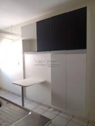 Apartamento para alugar com 2 dormitórios em Jardim inocoop, Rio claro cod:8737