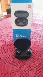 Fone de ouvidor  Bluetooth  novo