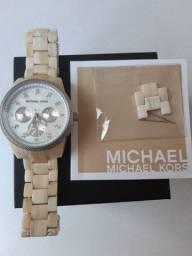Relógio Michael Kors Jet Set Creme MK-5625