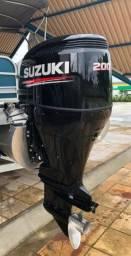 Título do anúncio: Motor Suzuki 200hp 4tempos