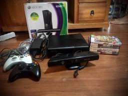 Xbox 360 4gb + Kinetic
