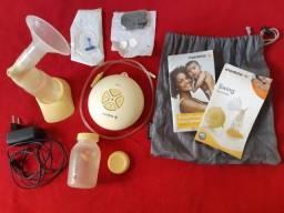 Título do anúncio: Medela Swing (2 fases), Importada. Bomba Leite materno