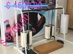 Título do anúncio: Vendo equipamentos musculação