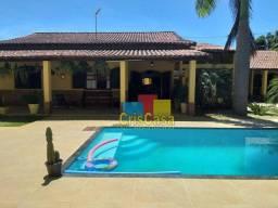 Título do anúncio: Casa com 6 dormitórios à venda, 400 m² por R$ 750.000,00 - Caxito - Maricá/RJ