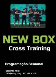 Título do anúncio: New Box