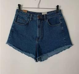 Título do anúncio: Short jeans cintura alta FYI tam 40