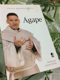 Combo Com Livros 'Ágape' + 'Evangelho'