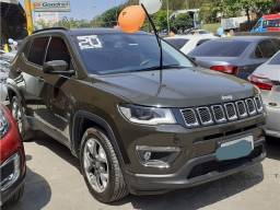 Título do anúncio: Jeep Compass Longitude 2.0 16v Flex ATB 2020