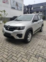Título do anúncio: Renault Kwid Zen 1.0 completo 2021