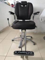 Título do anúncio: Cadeira Poltrona Daru?s Reclinavel Para Salão E Barbearia