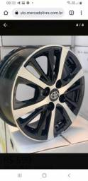 Título do anúncio: Vendo roda Toyota Yaris, Etios Aro15