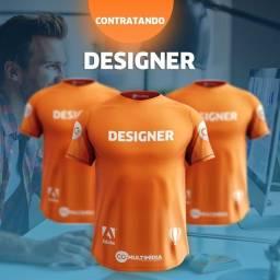 Título do anúncio: Vaga para designer