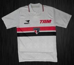 Camisa São Paulo Fc 1994 Autografada Mais De 20 Jogadores