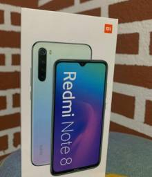 Título do anúncio: Smartphone Xiaomi Redmi Note 8 4GB RAM 64GB Android