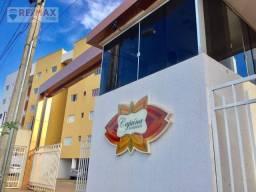Apartamento com 3 dormitórios para alugar, 75 m² por R$ 1.200,00/mês - Santa Isabel - Tere