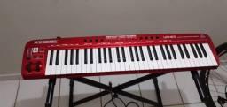 teclado Behringer controlador UMX610