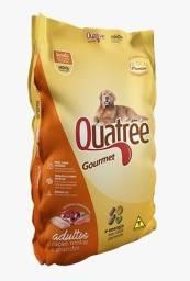 Título do anúncio: Ração Quatree Gourmet Cão Adulto Com Corante 25kg