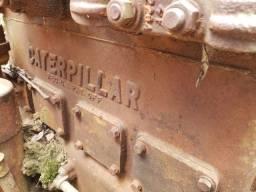 Trator de esteira Caterpillar