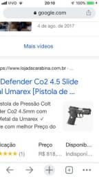 Colt defender  full metal 4,5mm