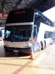 Ônibus Busscar Panorâmico DD