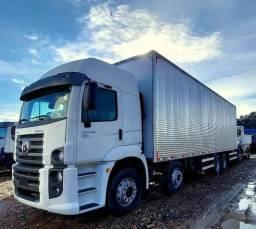 caminhão á venda parcelado