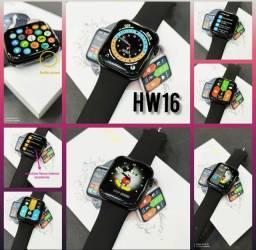 smartwatch HW22 e HW16 temos todos os modelos