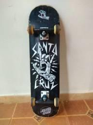 Título do anúncio: Skate usado
