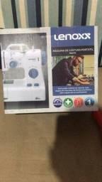 Título do anúncio: Máquina de Costura Portátil Lenoxx Pratic PSM105