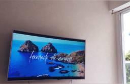 Tv smart Samsung 4K Tela curva
