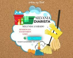 Título do anúncio: Diarista / Faxineira