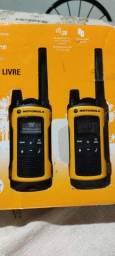 Rádio Comunicador Talkabout T400 - Motorola
