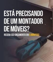 Título do anúncio: Montador de móveis Em cabedelo *