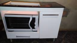 Título do anúncio: Balcão pra Cooktop e forno elétrico
