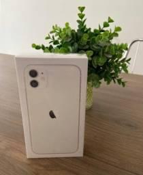 iPhone 11 128gb Branco Lacrado!