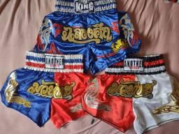 Título do anúncio: Calções importados Originais MuayThai Topking Another Boxer NÃO RESPONDO CHAT OLX