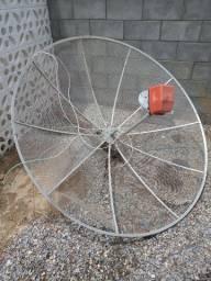 Antena century + receptor century