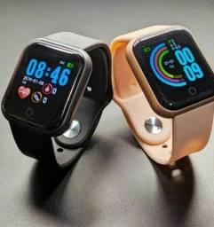 Título do anúncio: SMARTWATCH D20/Y68 Original Relógio Inteligente