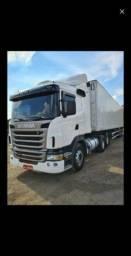 Título do anúncio: Caminhão Scania G380