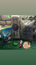 Título do anúncio: Kit para hamster