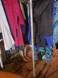 Bazar de roupas usadas